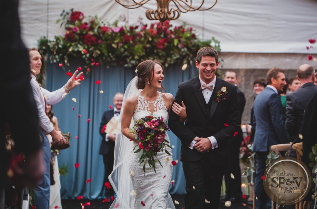 winter wedding acworth ga