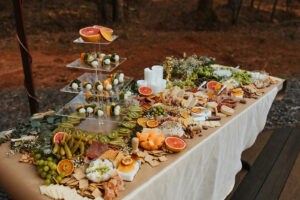mouth watering wedding food ideas